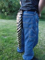 Spiked Dragon Tail - Customer Commission by SerenityinChains