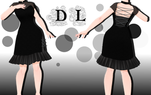 .:: MMD - Dress Download ::. by AneCoco