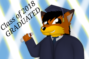 Class of 2018 graduated Fox by ZachMFKAttack