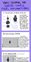 Tutorial: How to Animate Pixels [simple animation] by TheOutcastOfTheNight