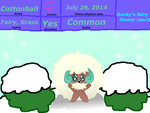 Rocky's Fairy Flower Ranch Cottonball by rockythebunny13