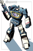 G1 Soundwave - FanArt Commission by EryckWebbGraphics