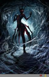 Elise, Spider Queen Teaser by Concept-Art-House
