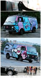 TheVan by KIWIE-FAT-MONSTER