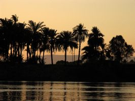 Nile Silhouttes by parallel-pam