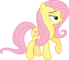 Fluttershytis by Omniferious