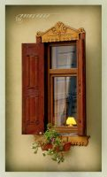 ...Window... by Lavenderwitch