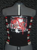 Good Charlotte Corset Top by crafterbynite