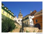 To Sighisoara center... by Iulian-dA-gallery