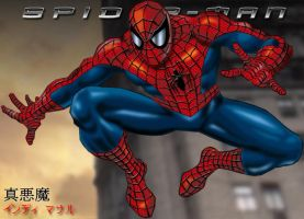 Spider-Man -Movie costume by unreal-indy