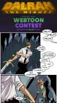 Webtoon contest: Dalrak the Mighty by Shono