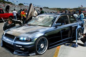 Bmw M3 GT-R Live On Pit Stop by BLaCKDesigN