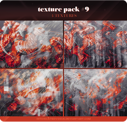 Texture Pack #9 - 4 textures by intoxicatedvogue