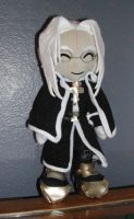 Father Abel Nightroad Plushie by Kato-Shiroi