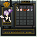 Violetta Item Sheet by SavannaEGoth
