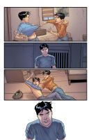 Morning glories 9 page 19 by alexsollazzo