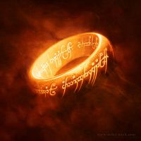 The One Ring by mike-nash