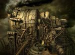 Requiem for Industry by Almacan