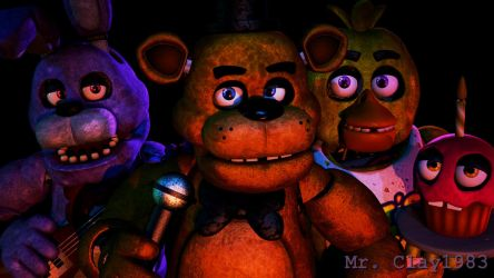[SFM/FNAF] Your Source of Entertainment by MrClay1983