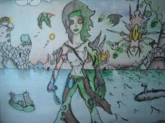 Fates beyond good and evil by IRIS095