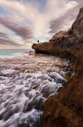 The fisherman by prperold