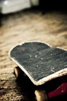 Perspective Skateboard by thorstudios