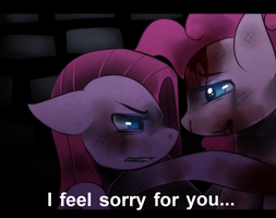 I Feel Sorry For You by JellyBirbs