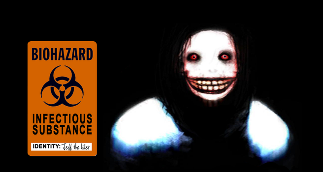 Infected Jeff The Killer v.2 by FearOfTheBlackWolf