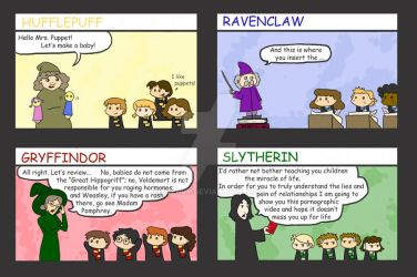 Hogwarts Sex-Ed by Svenly