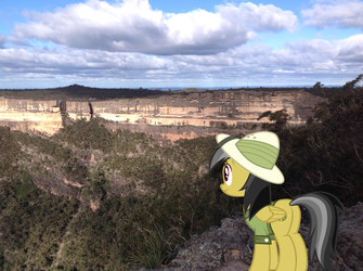 Kanangra's lovely cliff faces by Didgereethebrony