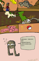 HG Nuzlocke : 35 by SaintsSister47