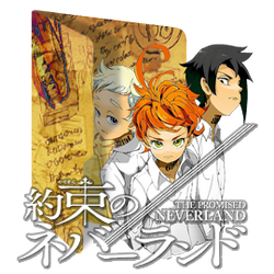 Yakusoku no Neverland - Folder by AzulaSleepy