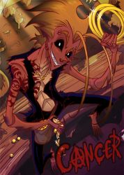 Cancer by ChibiDonDC