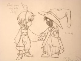 Don't leave my side... by BlackMage339