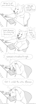 Time well spent by Bear-hybrid