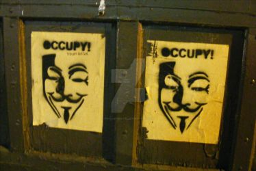 Occupy... by psychowolf21