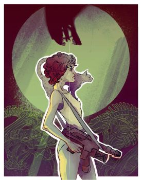 Ripley by MadLittleClown