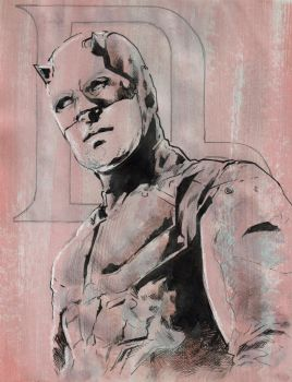 Netflix Daredevil by jasonbaroody