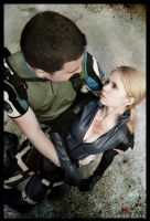 Resident Evil - Forgive me by FioreSofen