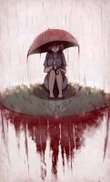 - Bloody Rain - by Likesac