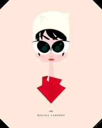 Audreytopia (1963) by Cool-Hand-Mike