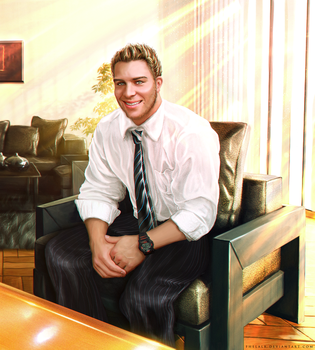 New Guy at the Office (Commission) by fhelalr