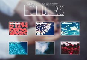 Folders! by DeserveWhatYouDream
