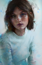 Colour Study 02 by AaronGriffinArt