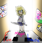 Magic Fun House cover by Pugbrainey