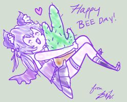 Happy birthday c: by Ask-Prince-B-and-W