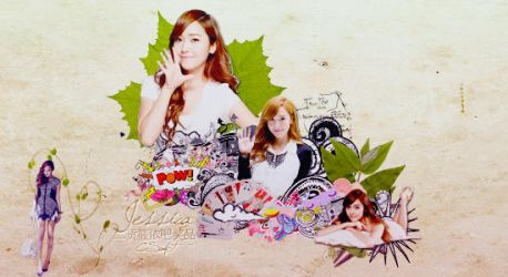 Jessica collage by SwifT-98
