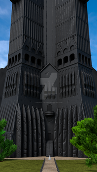 Orthanc by Davros-the-2nd