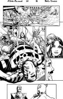 A. Spider Man annual 37 page18 by PauloSiqueira