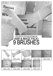 FAUXISM.org - Brushset 041 by fauxism-org